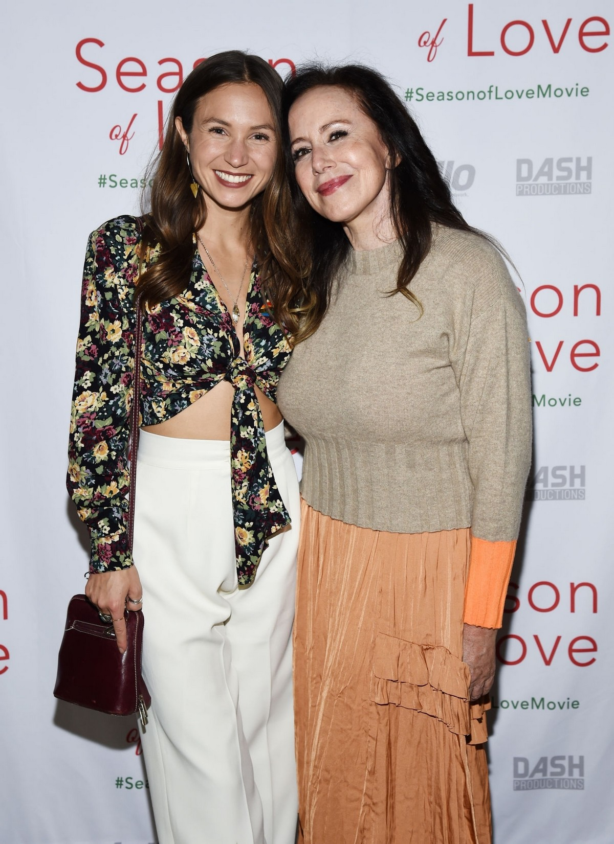 """Dominique Provost-Chalkley and Elana Krausz arrives at Premiere of """"Season of Love"""" in Los Angeles 2019/11/21 3"""