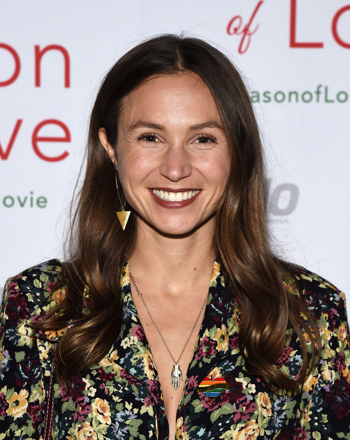 """Dominique Provost-Chalkley arrives at Premiere of """"Season of Love"""" at the Landmark Theater in Los Angeles 2019/11/21 1"""