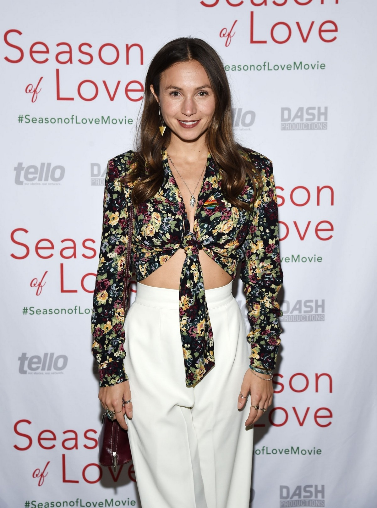 """Dominique Provost-Chalkley arrives at Premiere of """"Season of Love"""" at the Landmark Theater in Los Angeles 2019/11/21 5"""