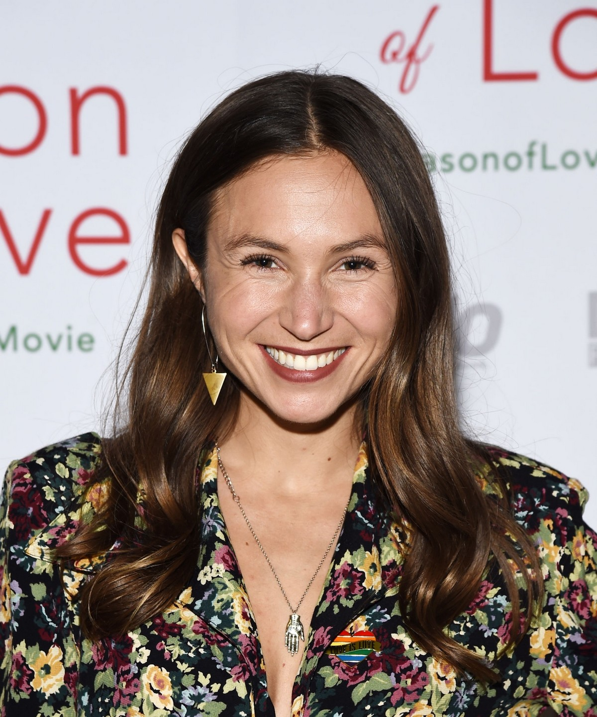 """Dominique Provost-Chalkley arrives at Premiere of """"Season of Love"""" at the Landmark Theater in Los Angeles 2019/11/21 6"""