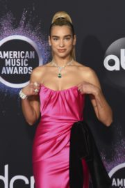 Dua Lipa attends 2019 American Music Awards at Microsoft Theater in Los Angeles 2019/11/24 7