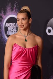 Dua Lipa attends 2019 American Music Awards at Microsoft Theater in Los Angeles 2019/11/24 15