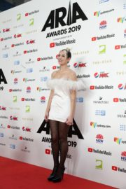 Dua Lipa attends 33rd Annual Aria Awards at the Star in Sydney, Australia 2019/11/27 5