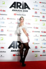 Dua Lipa attends 33rd Annual Aria Awards at the Star in Sydney, Australia 2019/11/27 6