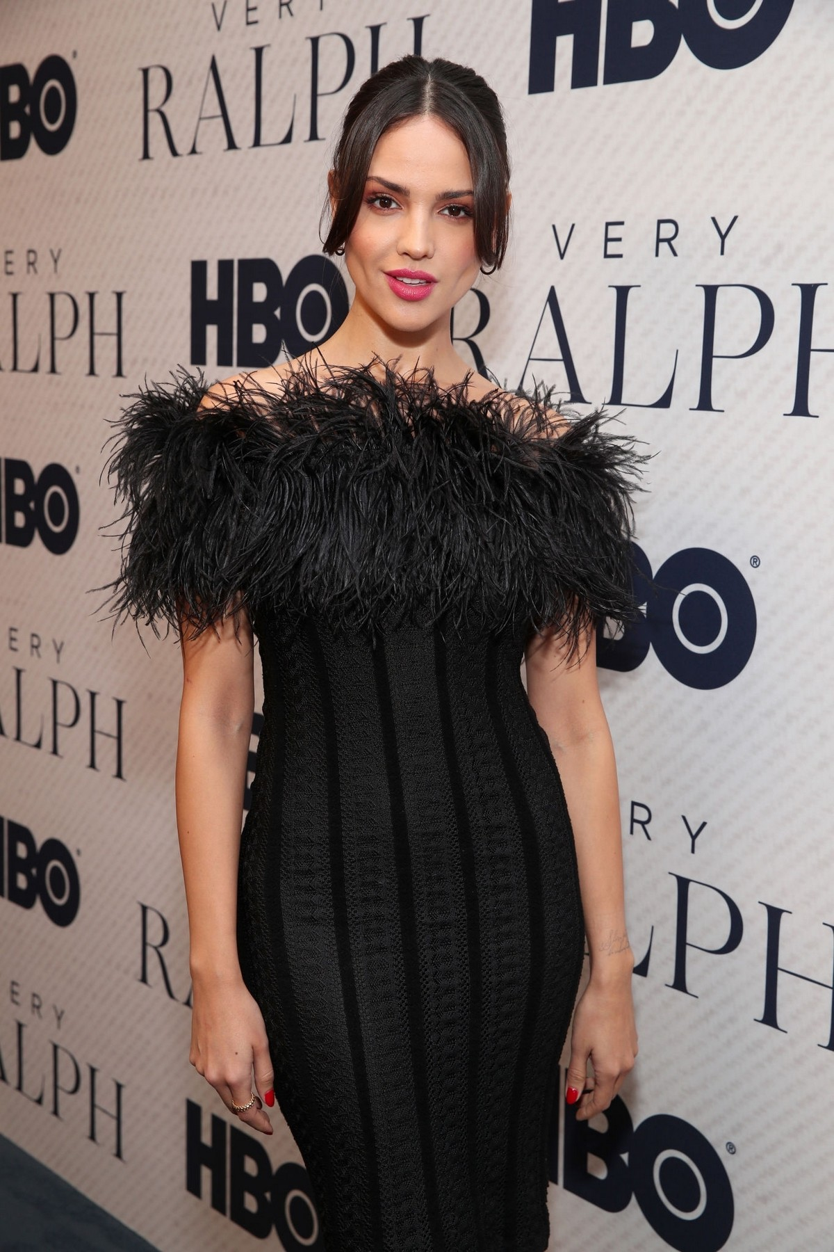 "Eiza Gonzalez at the premiere of HBO Documentary ""Very Ralph"" in Beverly Hills 2019/11/11 7"