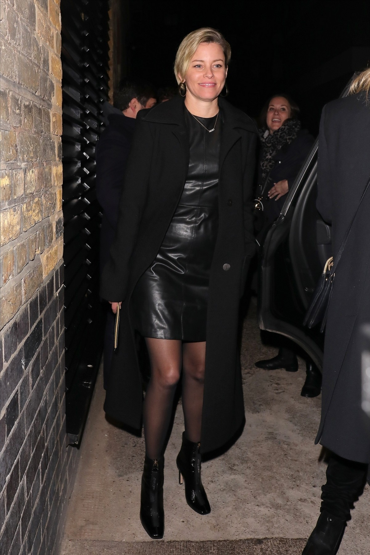 Elizabeth Banks Leaves the Chiltern Firehouse in London 2019/11/19 2