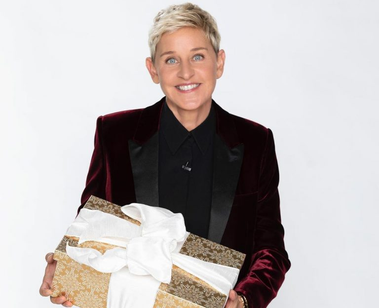 Ellen DeGeneres will be honored with the Carol Burnett Award at the Golden Globes 2020 1
