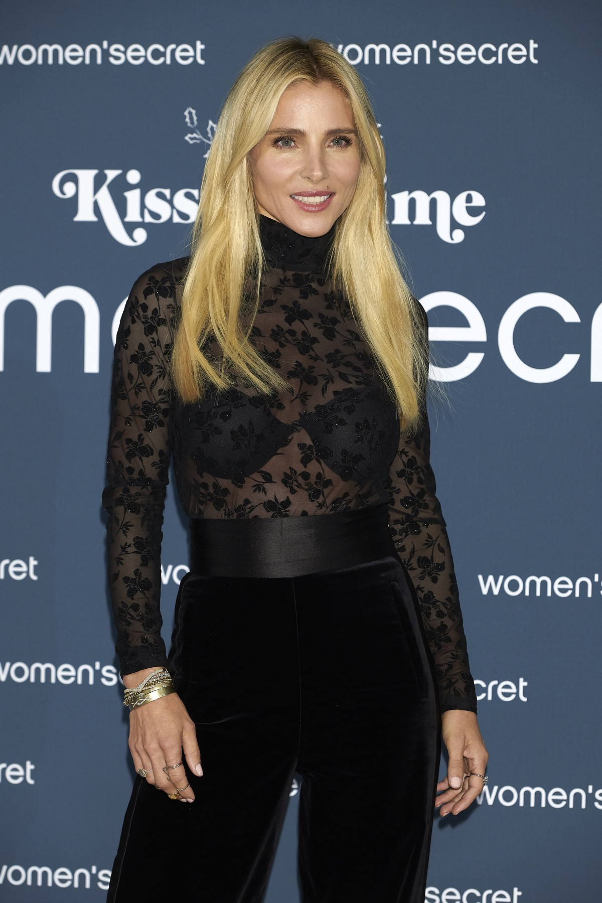 Elsa Pataky presents 'KissMas Time' By Women Secret in Madrid 2019/11/20 6