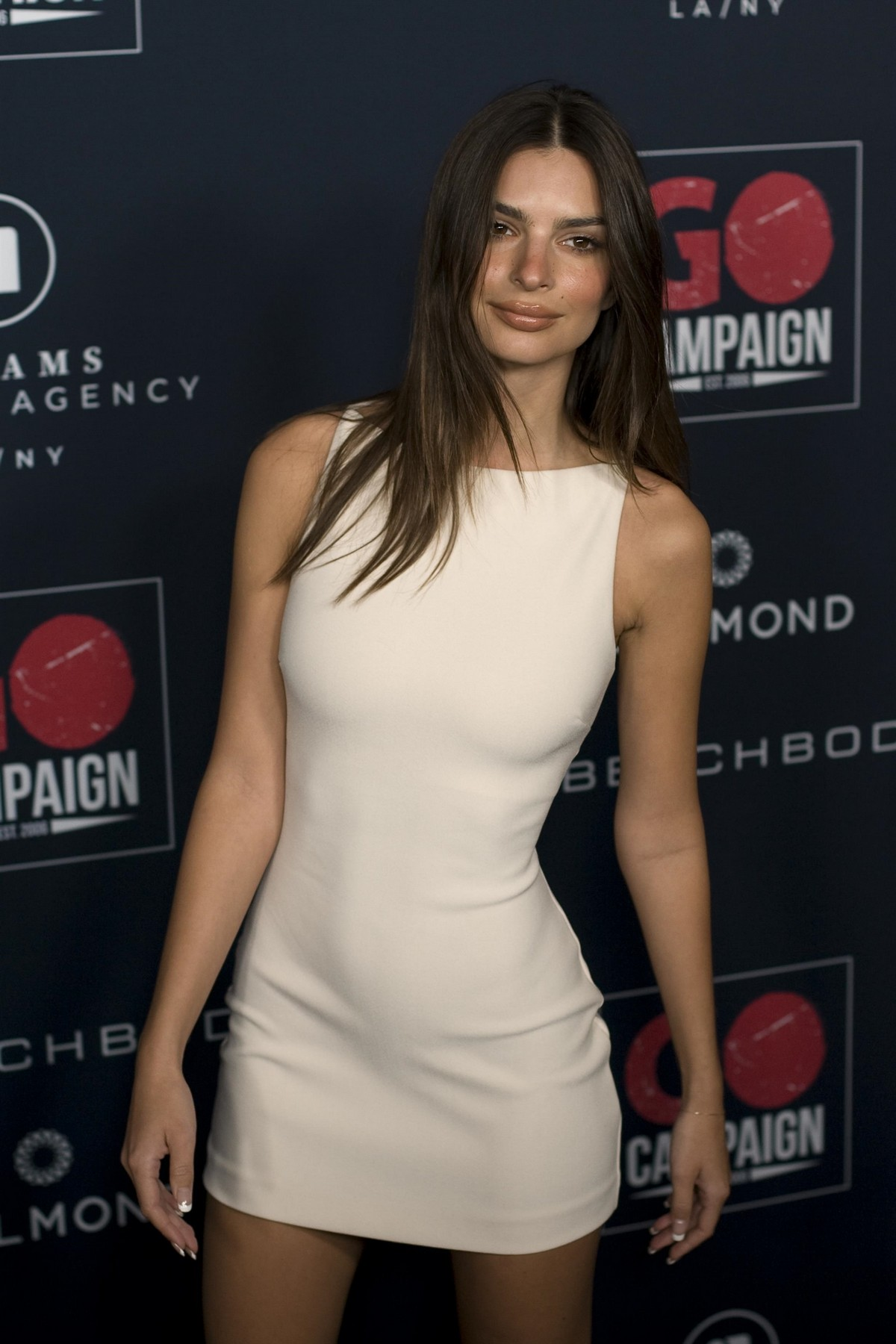 Emily Ratajkowski attends GO Campaign's 13th Annual Gala at NeueHouse in Hollywood 2019/11/16 1