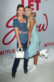 Emily Skinner and Lexi Jayde at Netflix's 'Let It Snow' Premiere in Los Angeles 2019/11/04 1
