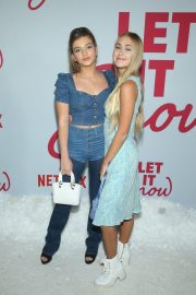Emily Skinner and Lexi Jayde at Netflix's 'Let It Snow' Premiere in Los Angeles 2019/11/04 2