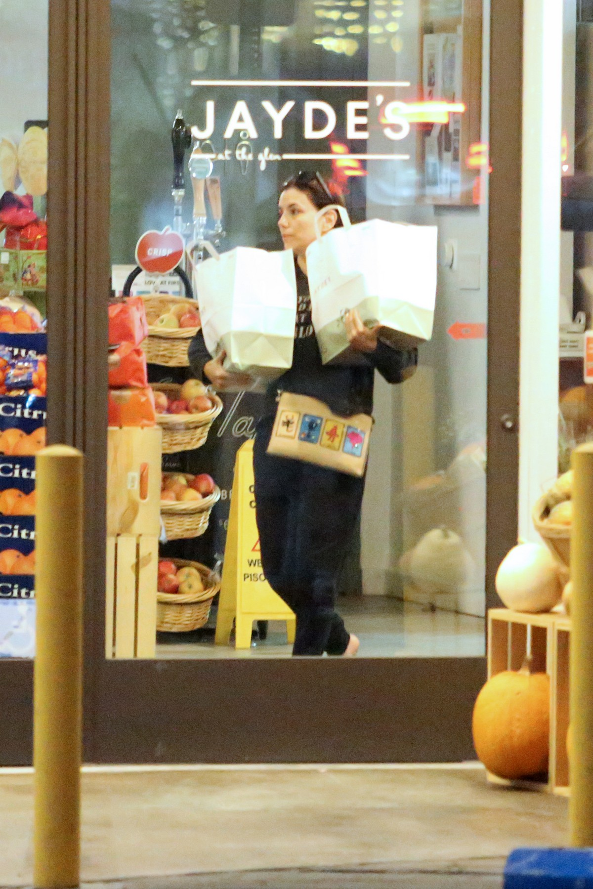 Eva Longoria After Leaves Jayde's Shopping Out in Beverly Hills 2019/11/16 6