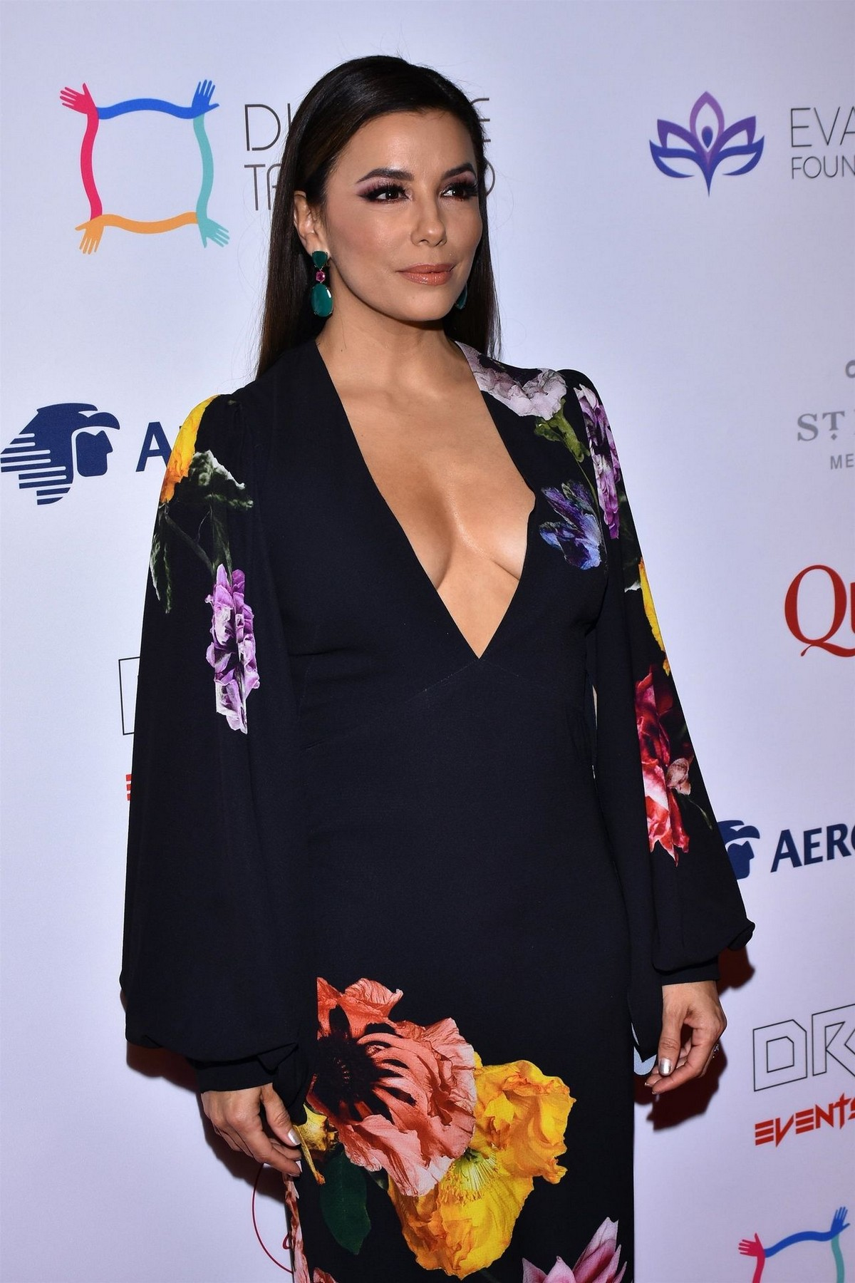 Eva Longoria attends 5th Global Gift Foundation Gala in Mexico City 2019/11/19 2