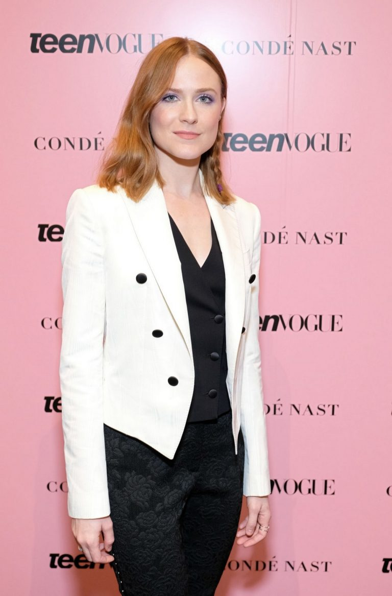 Evan Rachel Wood attends Teen Vogue Summit 2019 in Hollywood 2019/11/02 1