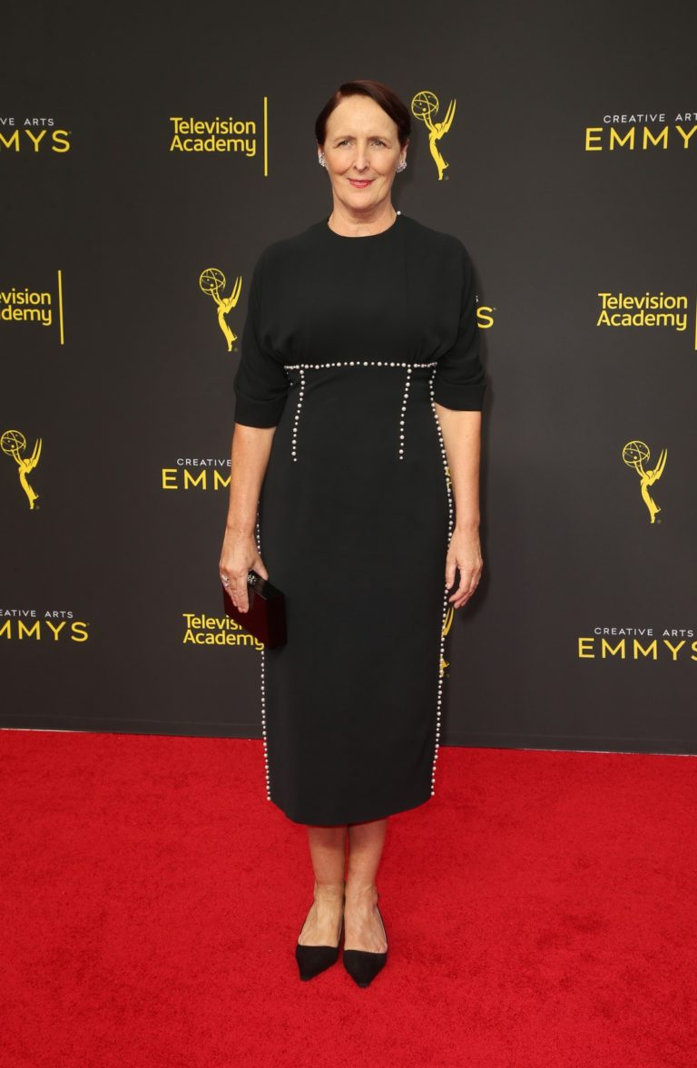 Fiona Shaw at 2019 Creative Arts Emmy Awards Day 2 in Los Angeles 2019/09/15 4