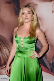 """Florence Pugh attends Netflix's """"Marriage Story"""" Premiere at DGA Theater in Los Angeles 2019/11/05 3"""