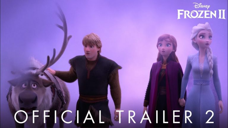 Frozen 2 Official Trailer, Kristen Bell, Evan Rachel Wood, Jonathan Groff 1