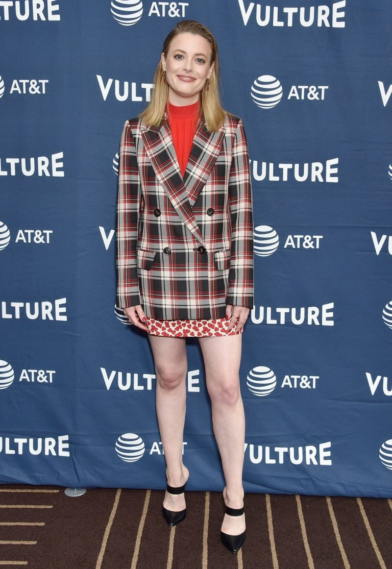 Gillian Jacobs attends Vulture Festival in Hollywood 2019/11/10 1