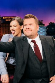 Gugu Mbatha-Raw attends The Late Late Show with James Corden in Los Angeles, California 2019/10/29 4