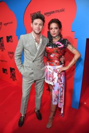 Halsey and Niall Horan attend 26th MTV Europe Music Awards in Seville, Spain 2019/11/03 3