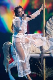 Halsey performs 26th MTV Europe Music Awards in Seville, Spain 2019/11/03 1