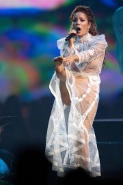 Halsey performs 26th MTV Europe Music Awards in Seville, Spain 2019/11/03 2