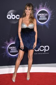 Heidi Klum attends 2019 American Music Awards at Microsoft Theater in Los Angeles 2019/11/24 1