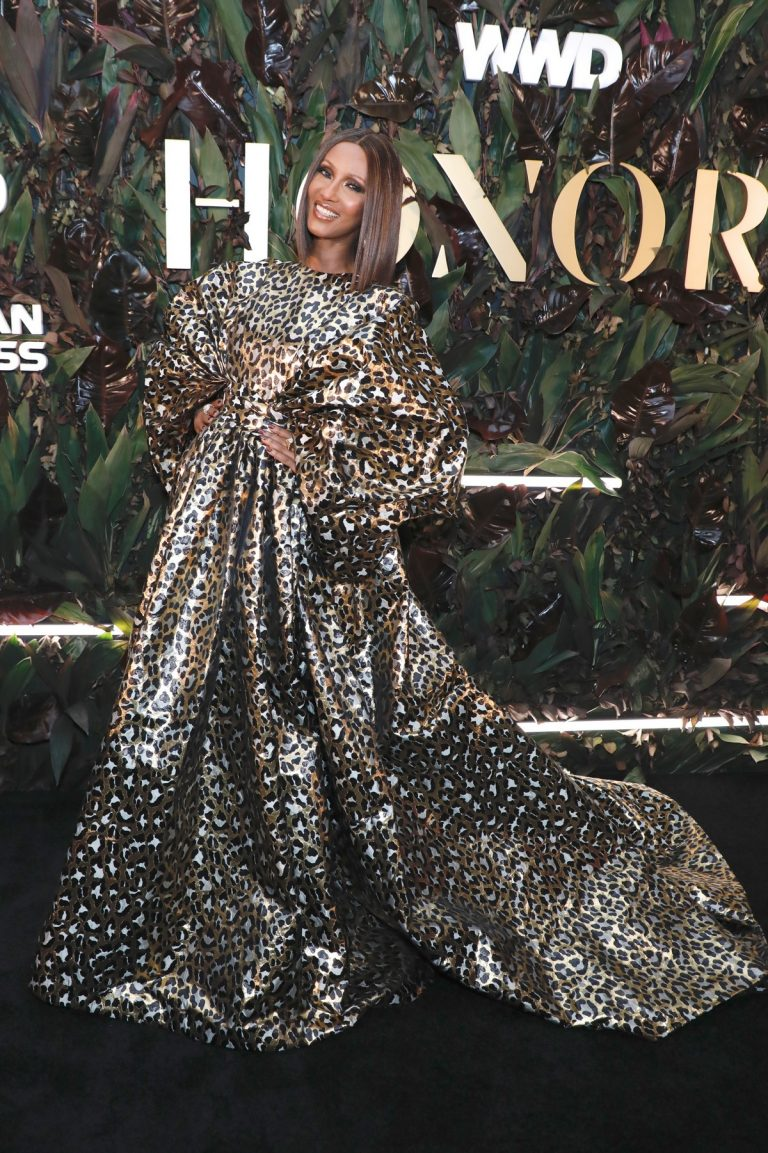Iman attends 4th Annual WWD Honors at Intercontinental New York Barclay in New York 2019/10/29 1