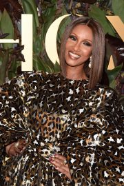 Iman attends 4th Annual WWD Honors at Intercontinental New York Barclay in New York 2019/10/29 2