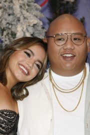 """Jacob Batalon and Isabela Merced arrives Netflix's """"Let It Snow"""" at Four Seasons Hotel in Beverly Hills 2019/11/01 3"""