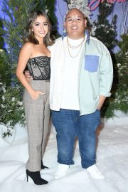 """Jacob Batalon and Isabela Merced arrives Netflix's """"Let It Snow"""" at Four Seasons Hotel in Beverly Hills 2019/11/01 5"""