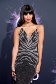 Jameela Jamil attends 2019 American Music Awards at Microsoft Theater in Los Angeles 2019/11/24 7