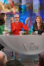 Jamie Lee Curtis The View in New York 2019/11/21 5