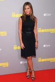 Jennifer Aniston attends 'The Morning Show' Screening in London 2019/11/01 2