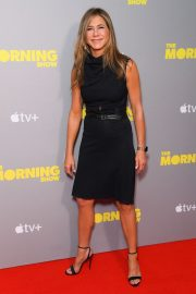 Jennifer Aniston attends 'The Morning Show' Screening in London 2019/11/01 6