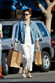 Jessica Biel Shopping with her mom in Los Angeles 2019/10/26 34