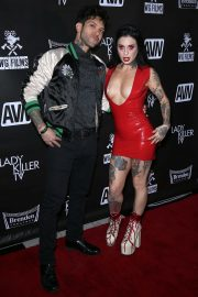 Joanna Angel and Small Hands attends Lady Killer TV Premiere in Las Vegas 2019/10/23 3