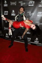 Joanna Angel and Small Hands attends Lady Killer TV Premiere in Las Vegas 2019/10/23 6