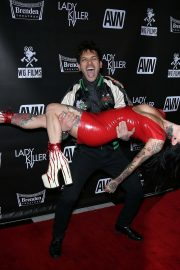 Joanna Angel and Small Hands attends Lady Killer TV Premiere in Las Vegas 2019/10/23 7