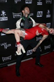 Joanna Angel and Small Hands attends Lady Killer TV Premiere in Las Vegas 2019/10/23 8