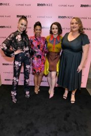 Joey King and Sofia Carson attends Teen Vogue Summit 2019 in Hollywood 2019/11/02 3