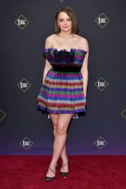 Joey King arrives at 2019 E! People's Choice Awards in Santa Monica 2019/11/10 4