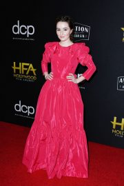 Kaitlyn Dever attends 23rd Annual Hollywood Film Awards at The Beverly Hilton Hotel in Beverly Hills 2019/11/03 4