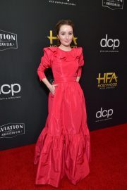 Kaitlyn Dever attends 23rd Annual Hollywood Film Awards at The Beverly Hilton Hotel in Beverly Hills 2019/11/03 6