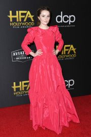 Kaitlyn Dever attends 23rd Annual Hollywood Film Awards at The Beverly Hilton Hotel in Beverly Hills 2019/11/03 9