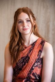 """Karen Gillan attends """"Jumanji: Next Level"""" Press Conference at the Montage Los Cabos in Mexico 2019/11/23 3"""