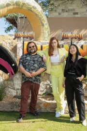 "Karen Gillan, Dwayne Johnson, Kevin Hart and Jack Black in ""Jumanji: The Next Level"" at Montage Los Cabos in Mexico 2019/11/23 4"