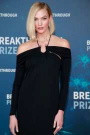 Karlie Kloss attends 8th Annual Breakthrough Prize Ceremony in Mountain View 2019/11/03 2