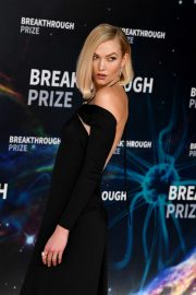 Karlie Kloss attends 8th Annual Breakthrough Prize Ceremony in Mountain View 2019/11/03 6