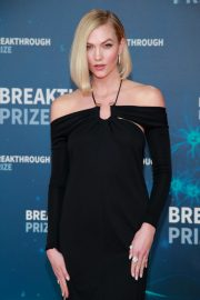 Karlie Kloss attends 8th Annual Breakthrough Prize Ceremony in Mountain View 2019/11/03 7